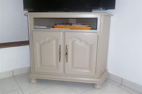 meuble appoint cuisine peinture et patine sur meubles