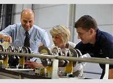 BMW Plant Hams Hall opens doors to careers advisers to See