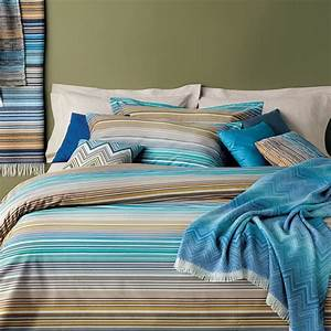 Missoni Home bed linen Tibault 170