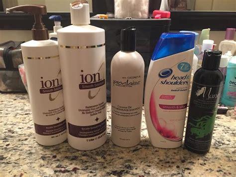 Washing My Hair- My Hair Washing Routine • Iamnatb.com