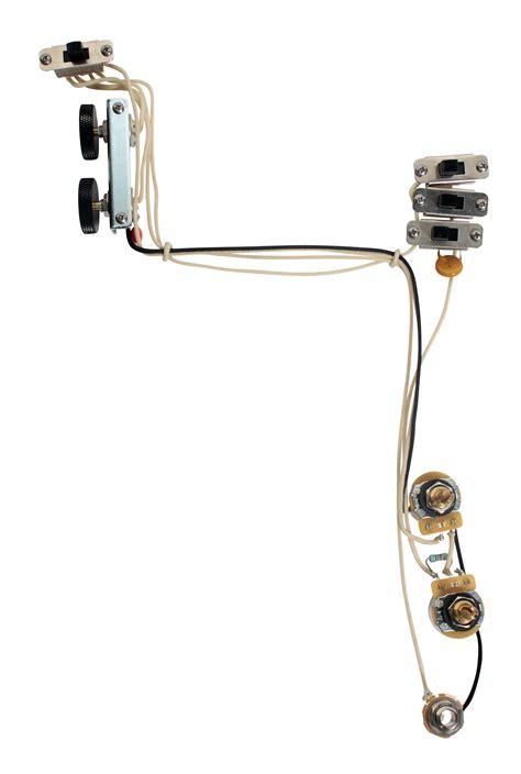 Fender Jaguar Wiring Harnes by Fender Vintage 62 Jaguar Prewired Harness Pots Switch