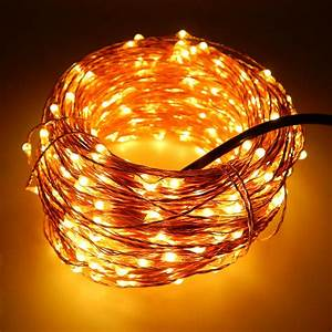 Colors m ft leds copper wire warm white led