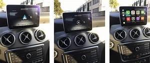 Mettre Waze Sur Apple Carplay : apple carplay pour mercedes classe c et glc avec ntg5 0 ntg5 2 sur hightech ~ Medecine-chirurgie-esthetiques.com Avis de Voitures