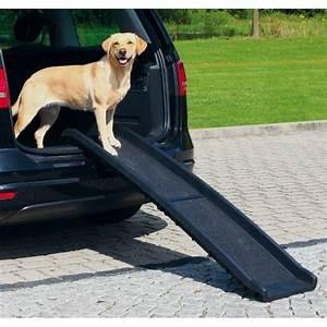 Voiture Pour Chien : rampe pliable petwalk accessoires de voiture pour chien trixie wanimo ~ Medecine-chirurgie-esthetiques.com Avis de Voitures