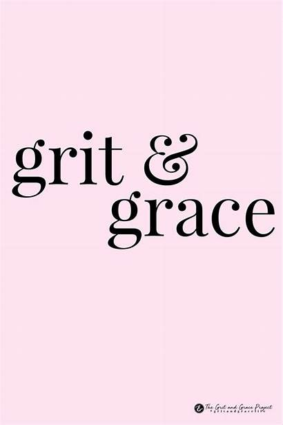 Strong Quotes Woman Grace Grit Kindness Words