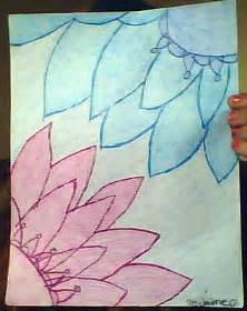 Pretty Easy Flower Drawings