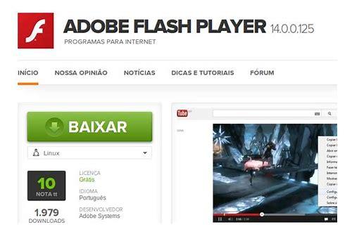 salvar baixar video em flash online