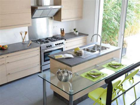 comment agencer sa cuisine installer un coin repas dans sa cuisine en adéquation