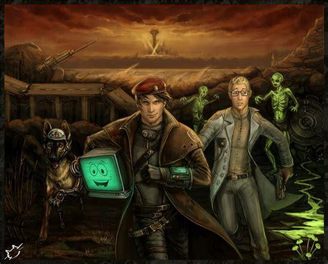 Fallout By Balvarin On Deviantart