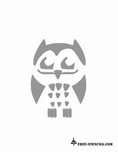 $Easy and cute owl pumpkin carving templates ideas 2017 ...