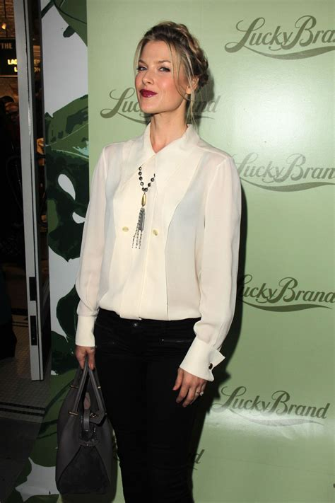 Ali Larter At Lucky Brand Store Opening Event In Beverly ...