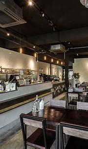 Singapore Gets An Industrial–Chic Cafe | Habitus Living