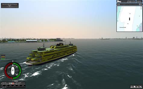 Ship Simulator Extremes by Shipsim Ship Simulator Extremes Ferry Pack