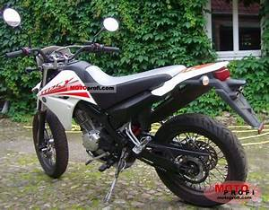 Yamaha Xt 125 X 2008 Specs And Photos