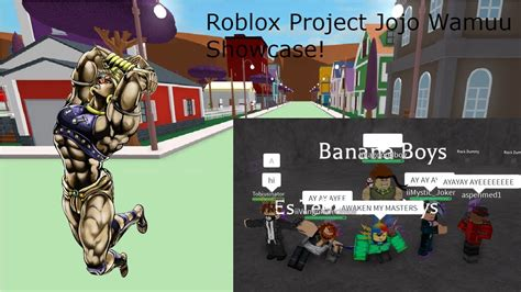 play project jojo roblox  robux