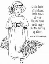 Kindness Coloring Quotes Printable Lavender Lilac Quote Poems Pages Christmas Printables Graphics Flowers Lilacs Quotesgram Sheets Below Embroidery Card Designs sketch template