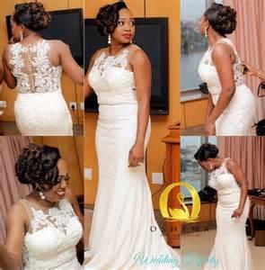 Nigerian Traditional Wedding Dresses