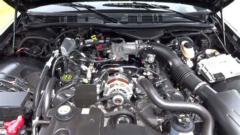 how cars engines work 1995 ford crown victoria engine control 2007 ford crown victoria police interceptor 108k miles xpecial motors engine running youtube