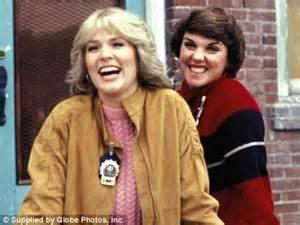 Sharon Gless and Tyne Daly