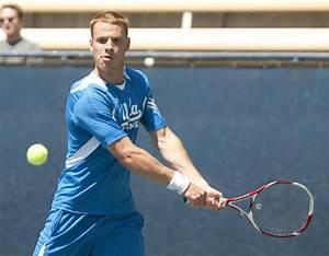 Upperclassmen guide men's tennis as season winds down ...
