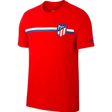 Atletico madrid has seen 11 crests in its long footballing history. T-Shirt Nike Crest Atlético Madrid | Sportega.de