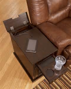 buy power chairside end tables by signature design from