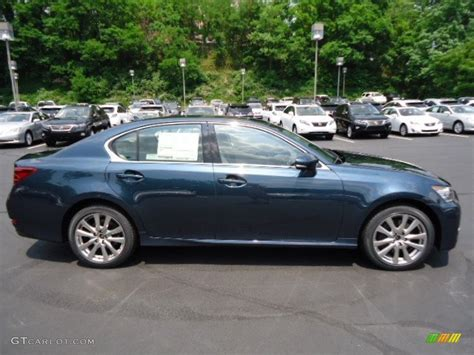 lexus gs300 blue 2013 meteor blue mica lexus gs 350 awd 65802102 photo 5