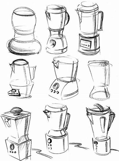 Sketching Sketches Ideation Practice Behance Project