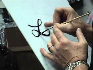 lettering brushes and youtube on pinterest With steve kafka lettering brushes