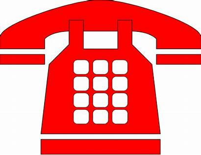 Telephone Clipart Illustration Clip Cliparts Note Please