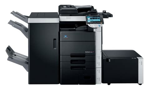 The reason we need to change the workgroup in print settings is because the konica/minolta does not support us entering in the user name like netbiosname\username, or in. Konica Minolta Bizhub C552 Colour Copier/Printer/Scanner