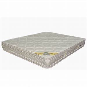 Spring mattress double side pillow top damro for Dual pillow top mattress