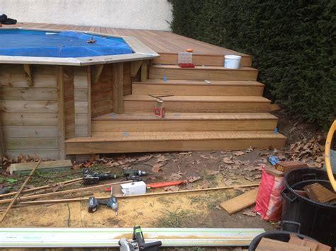 bois pour escalier exterieur escalier en bois exotique pour vos exterieurs parquet et terrasse en bois aix en provence les