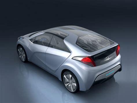 Gambar Mobil Gambar Mobilhyundai Starex by Gambar Mobil Hyundai Blue Will Concept