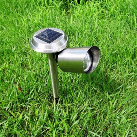 solar powered yard lights buy 3 led solar powered lawn light outdoor landscape