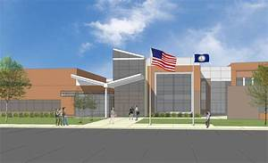 Image Gallery high school new building