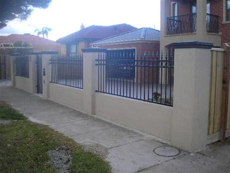 house gates and fences mako fencing and gates mentone vic