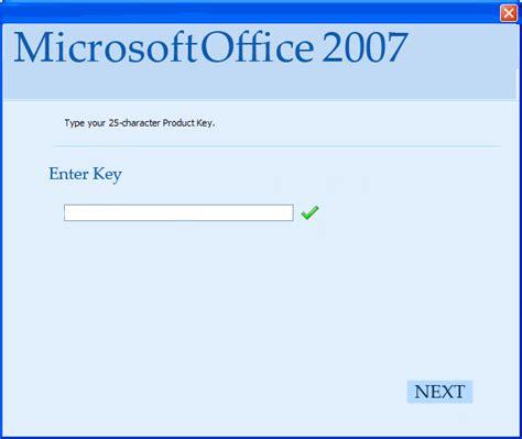 microsoft office 2007 enterprise key generator