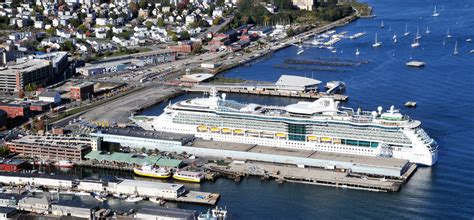 Portland (Maine) Cruise Terminal - SailFaceu2122