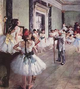 "Feel Art Again: ""Dance Class"" 
