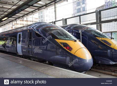 Javelin High Speed South Eastern Trains On St Pancras