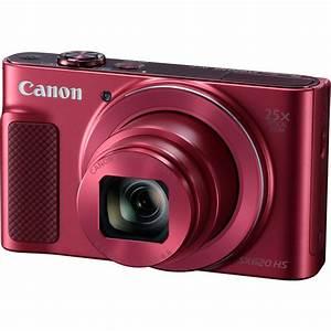 Canon Powershot Sx620 Hs Digital Camera  Red  1073c001 B U0026h Photo