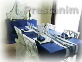 theme pour mariage mariage mer decoration mariage theme mer bleu blanc