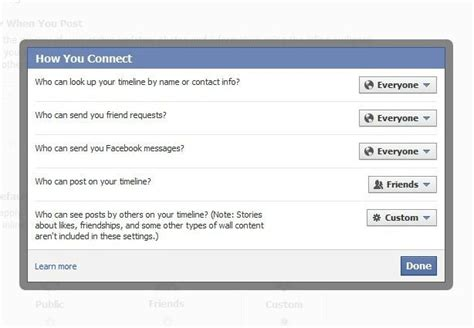 How to Fill Out Facebook Timeline Without Annoying Your ...