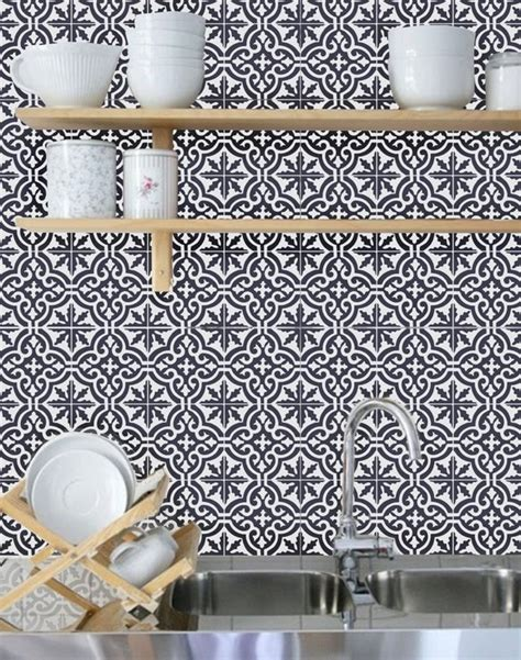 moroccan tile kitchen moroccan tile backsplash add the charm of the 4281
