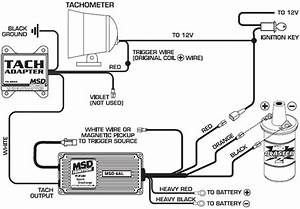 Tach Adapter Wiring Instructions