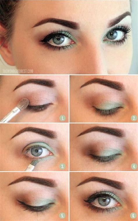step  step spring makeup tutorials  beginners  modern fashion blog