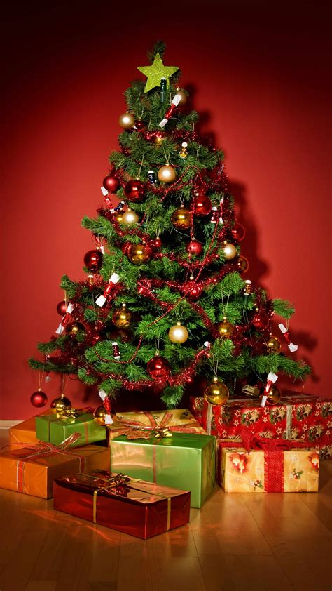 christmas tree htc one wallpaper best htc one wallpapers
