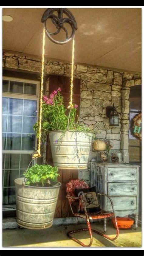 beautiful hanging planter ideas gardening viral