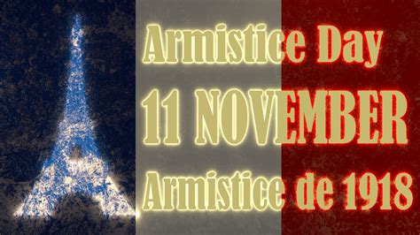 armistice day france celebrated